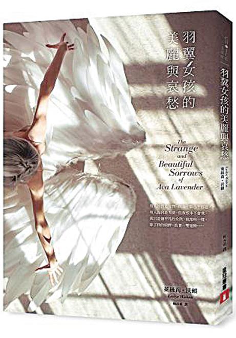 羽翼女孩的美麗與哀愁(2)