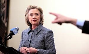 希拉莉醜聞持續曝光 國會議員促儘速調查