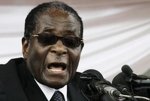 【新聞看點】津巴布韋軍事政變 中共捲入了?