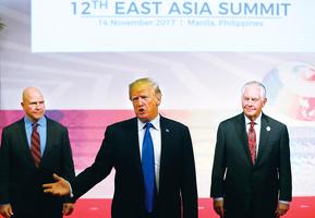 特朗普亞洲行結果 改變貿易規則 獲最高禮遇