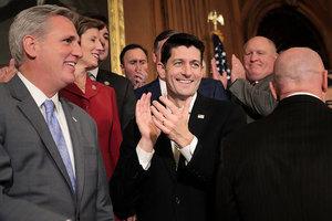 美共和黨稅改首勝 眾議院周四表決通過