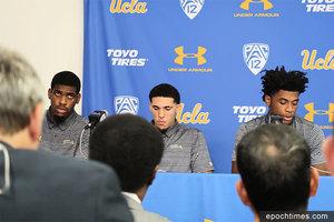 UCLA球員獲特朗普協助返美 中國留學生熱議