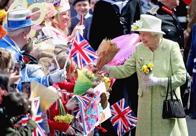 英女皇90大壽