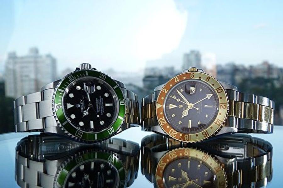 勞力士手錶。(圖/pixabay)