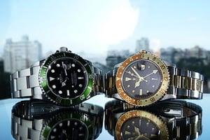 怕花大錢買到假勞力士錶?光子技術可辨真偽