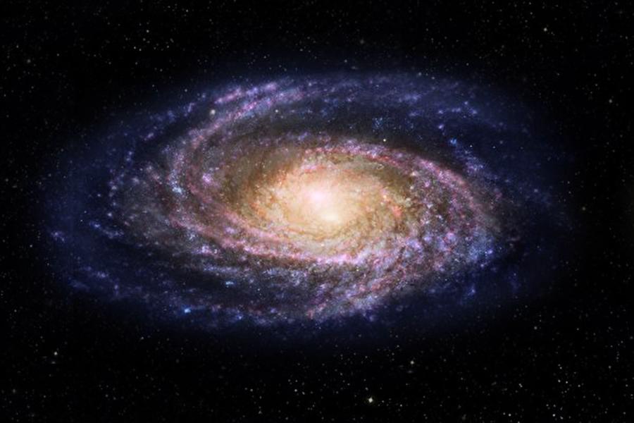 大量反物質奔向地球 原因不明