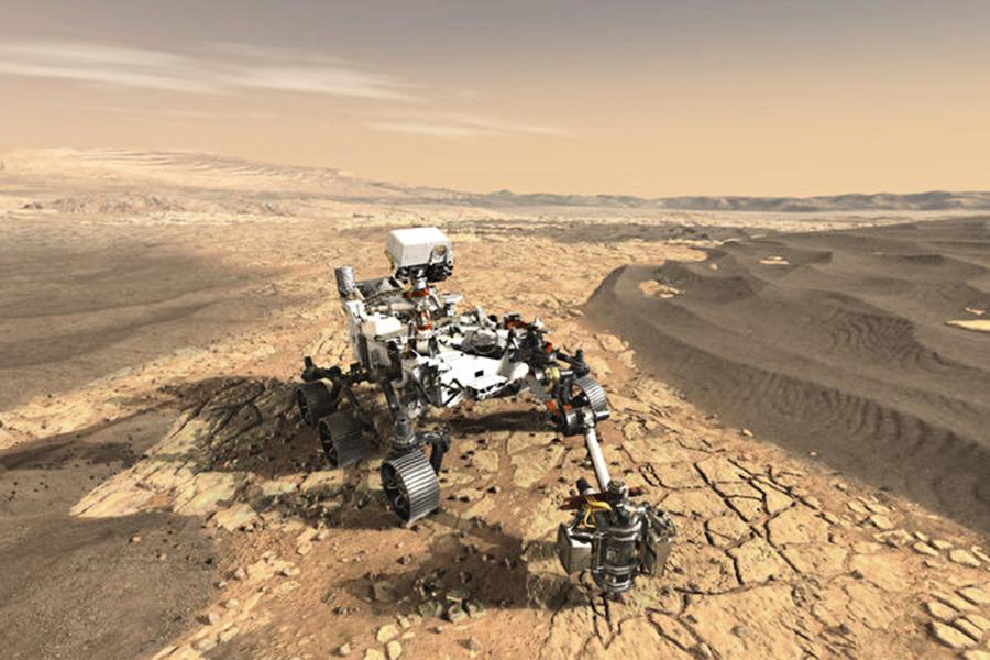 2020火星勘探車將擁有23只眼睛