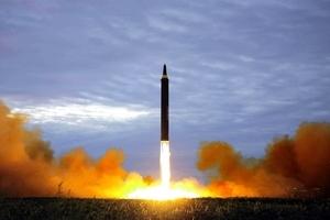 韓情報:北韓洲際導彈處「有去無回」水平