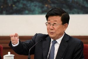 趙克志任政法委委員 是否凌駕兩高引關注