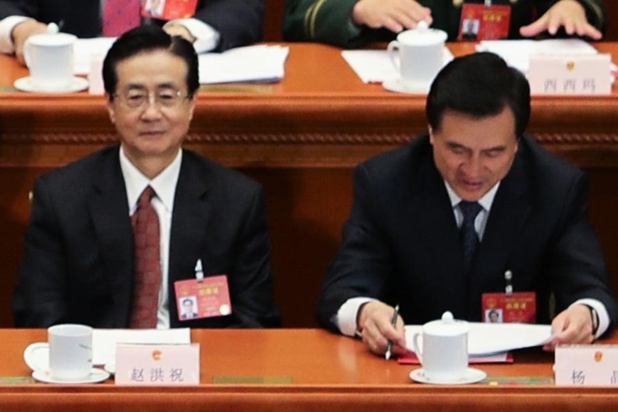中共國務院秘書長楊晶露面 意在闢謠?
