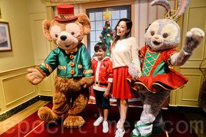 聖誕活動迪士尼16日起開始 今年新增飄雪歌舞