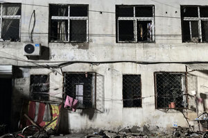 北京大興區一公寓突發火災 釀19死8傷