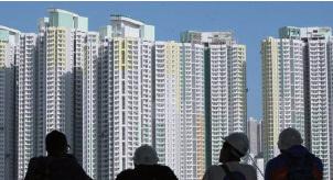 中國樓市庫存高企 去化需7年