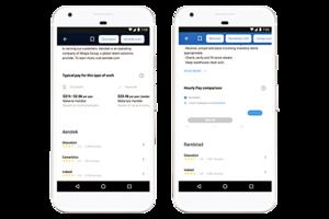 找新工作能拿多少薪水 谷歌新版搜索告訴你