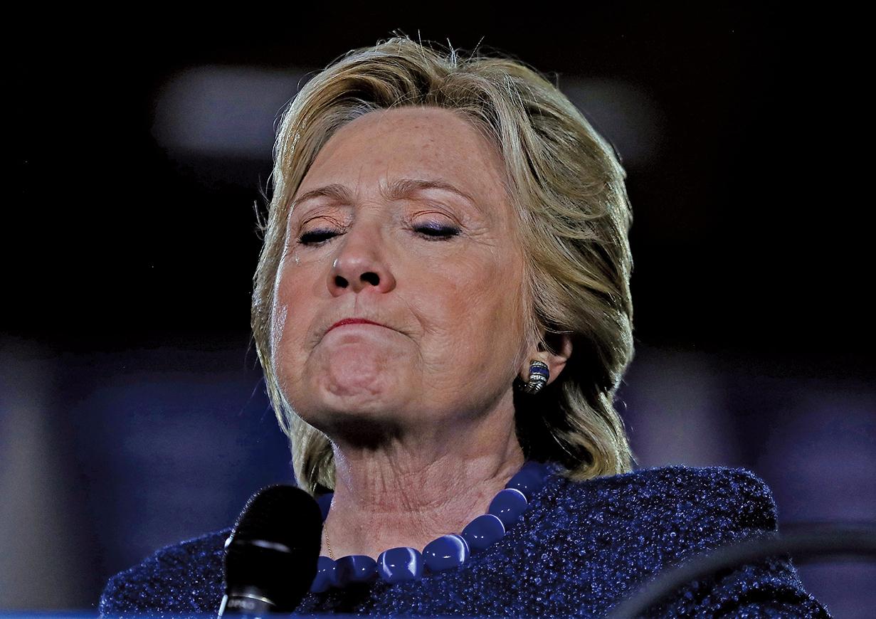國會議員梅多斯表示,在通俄門調查中,國會卻發現希拉莉及奧巴馬政府利用外國情報官員的未經證實信息來攻擊特朗普。(Getty Images)