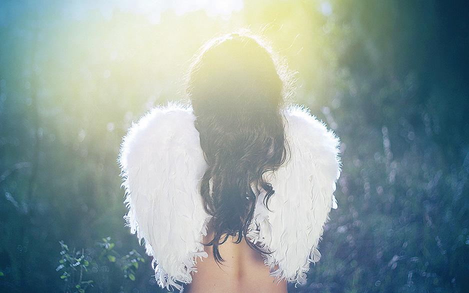 羽翼女孩的美麗與哀愁(4)