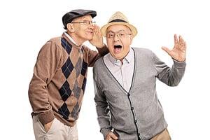 老人聽障問題 將提高失智風險