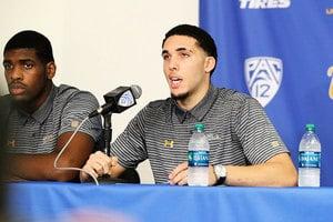 特朗普後悔救UCLA球員「該將他們留在監獄」