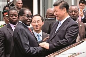津巴布韋政變 專家解讀中共因素