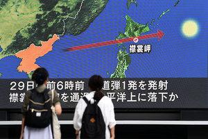 最新民調:日本人想跟金正恩打仗 而不是對話