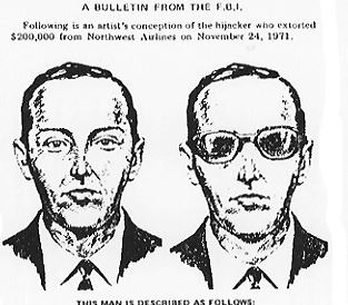 美史上最神秘劫機懸案 46年後FBI曝光一封信