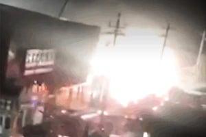 網友曝光北京火災細節:有孩童葬身火海