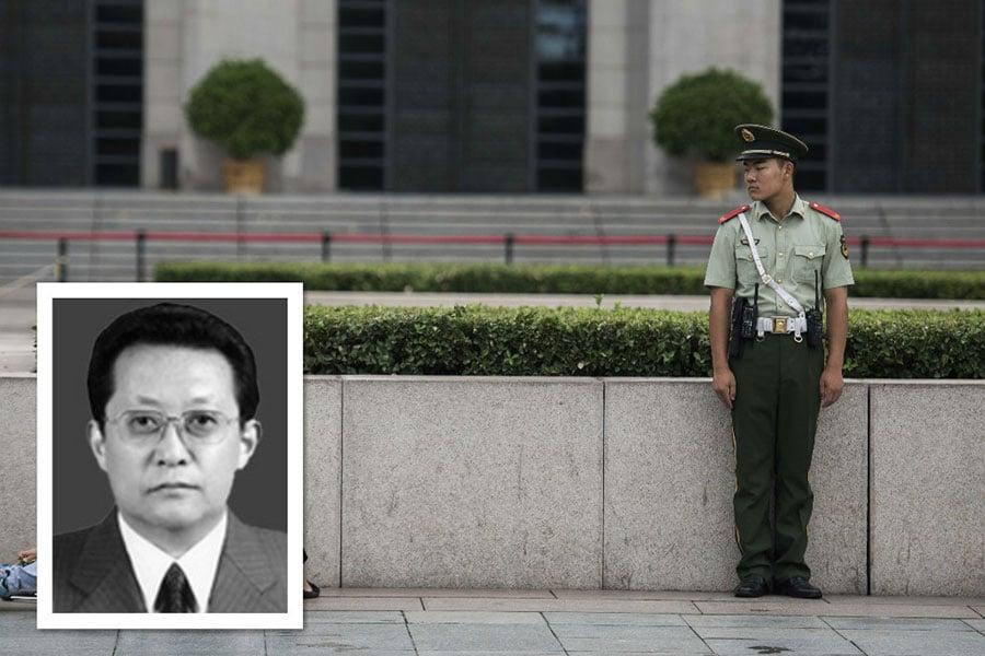 中共山東棗莊前副市長張魯軍已被判刑。(公有領域、Getty Images/大紀元合成)