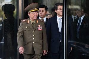 北韓二號人物黃炳誓被免去副委員長職務