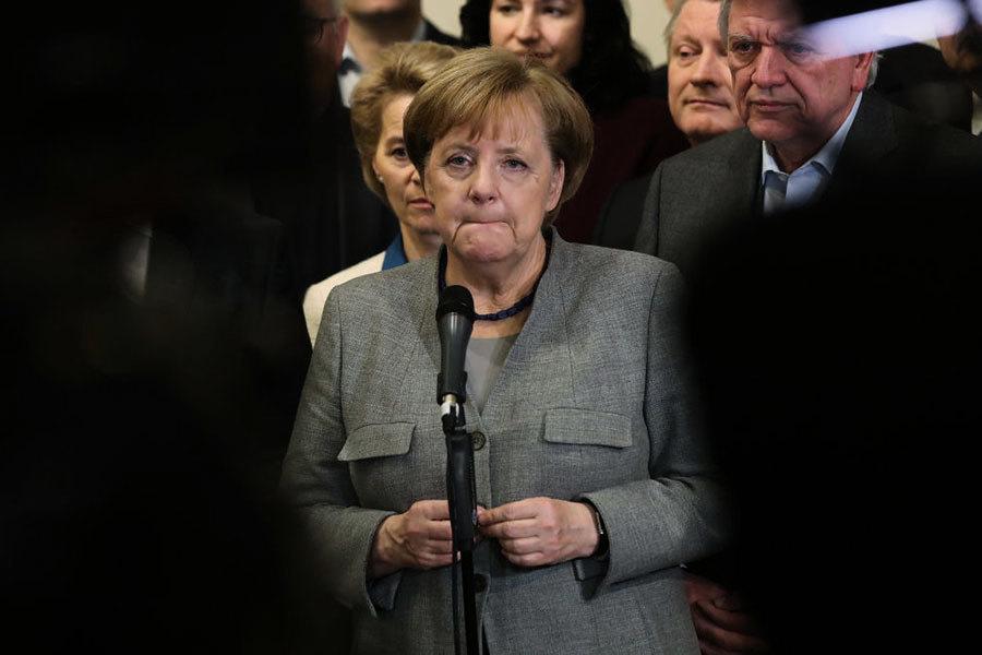 組閣談判失敗 德國面臨重新舉行大選