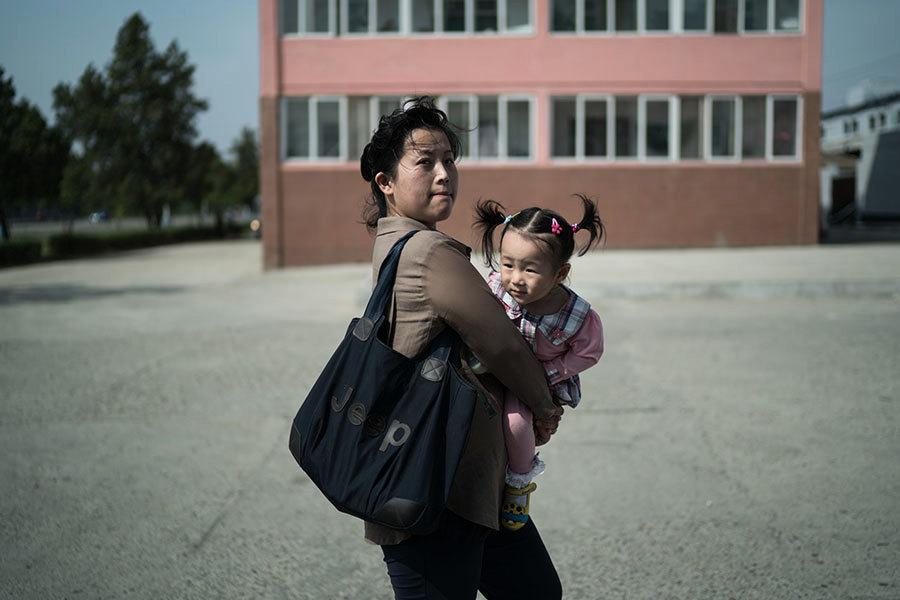 聯合國:北韓婦女遭受歧視性侵