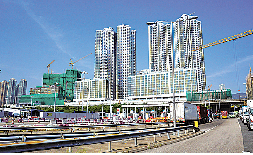 長沙灣匯璽II  市傳收票逾1,500張、超額5倍      擬加推120伙