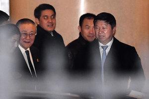 宋濤結束訪朝回京 是否見到金正恩成謎