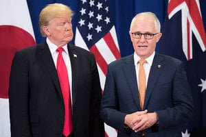 美將北韓列入恐怖主義支持國名單 澳洲支持