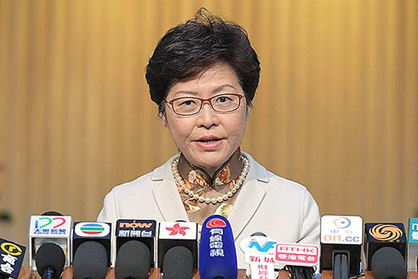 中共派「宣講團」被指違基本法