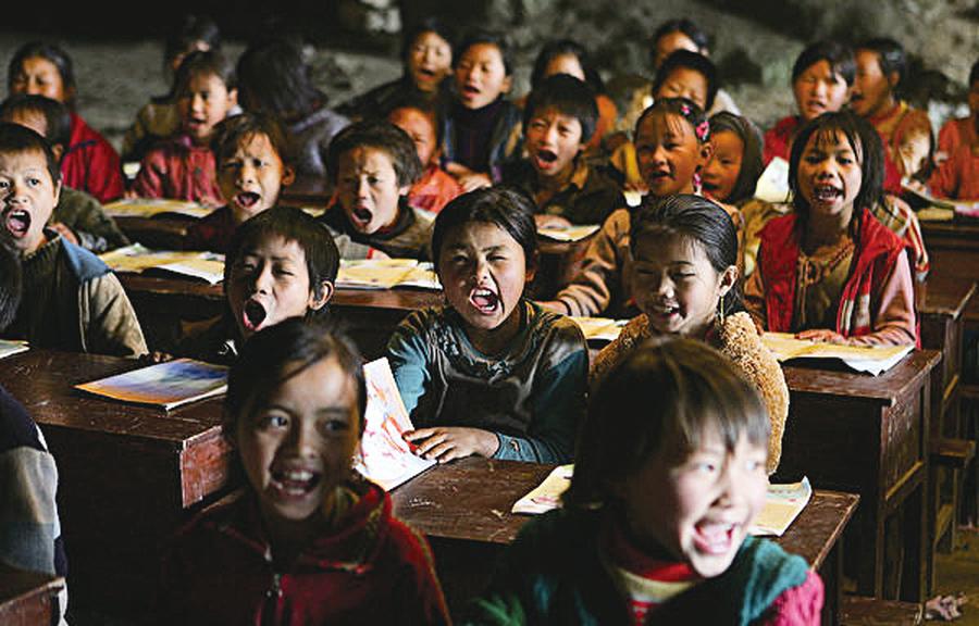 陸教育水平低不利經濟發展