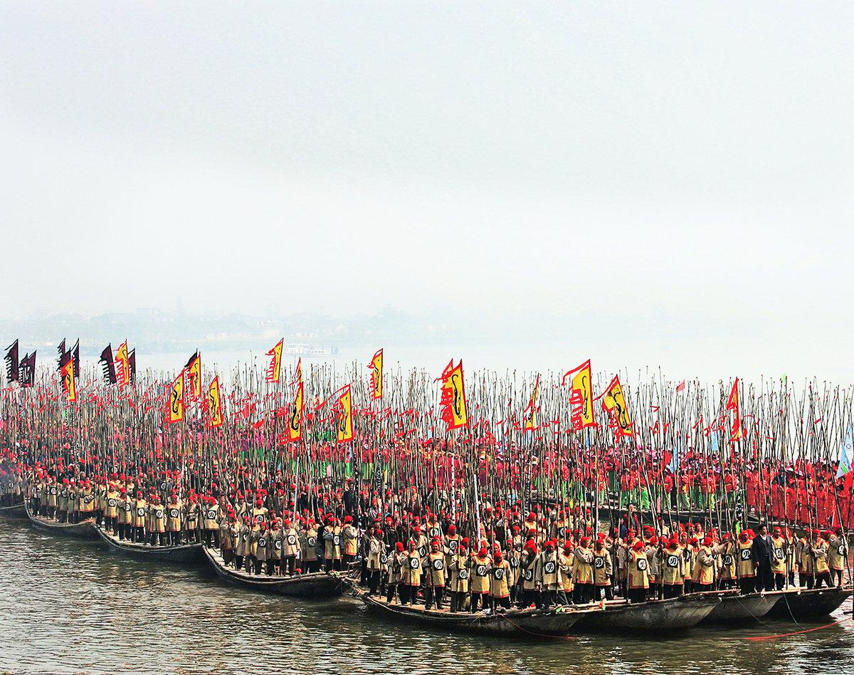 史載,孫權時期,東吳進行了數次大規模的海上遠行。(Getty Images)