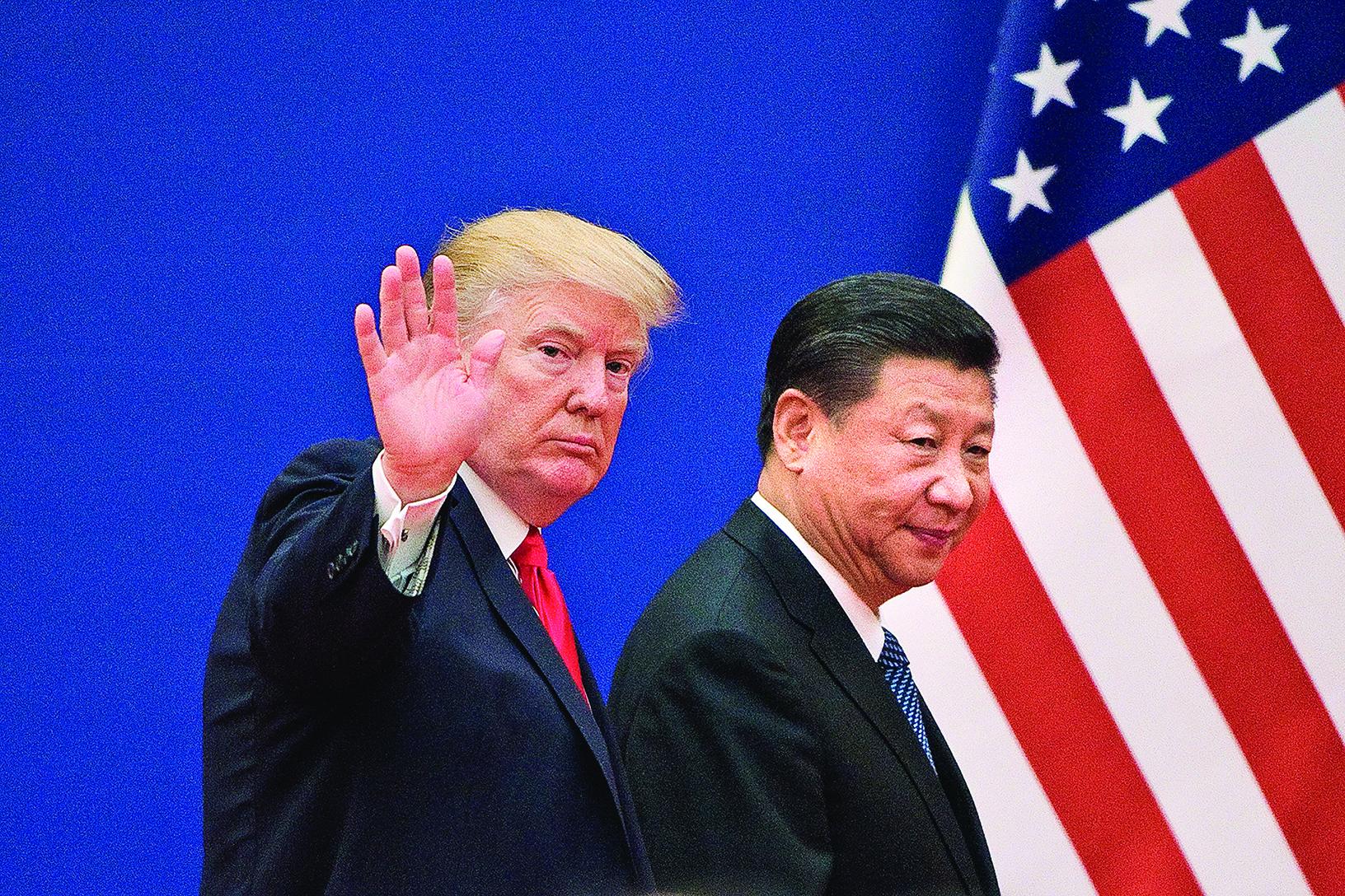 習特會中據信達成中美共同遏制北韓的共識,但這種共識能否達到遏制北韓的結果,這次習近平「特使」對北韓的訪問預計將是關鍵。(AFP)