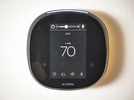 Ecobee支持Google Assistant 動動嘴就讓家裏暖和起來