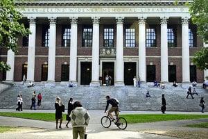 錄取涉歧視亞裔 哈佛大學面臨司法部調查