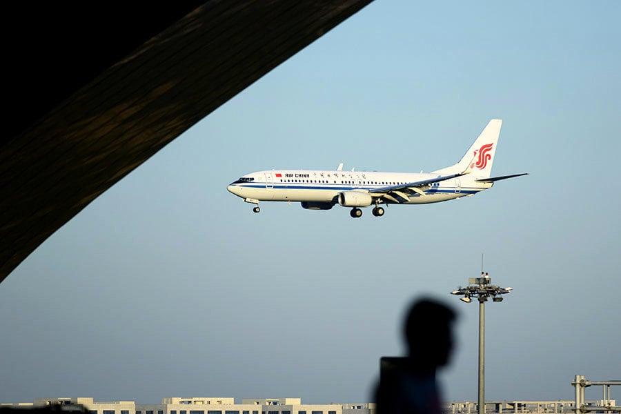 中國國航無限期暫停北京飛平壤航班