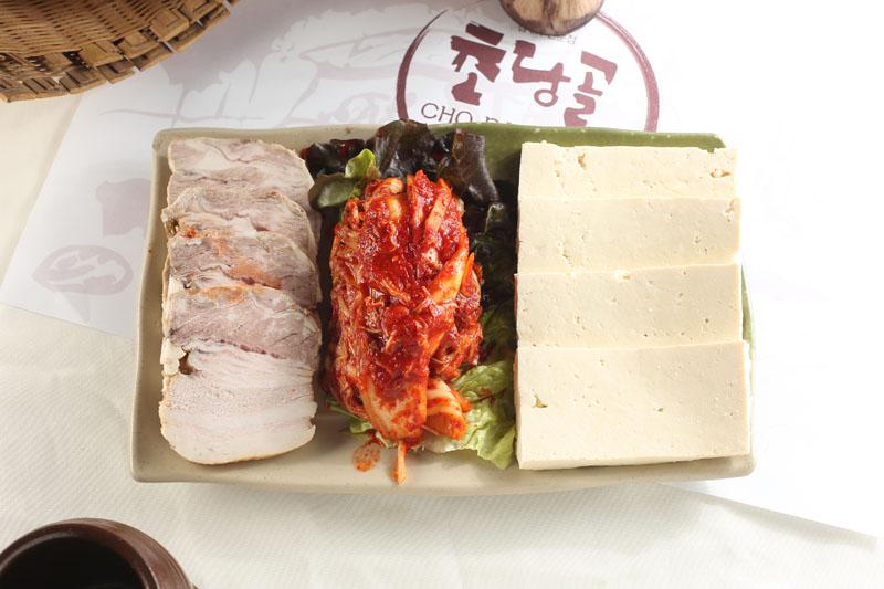 在三千年前的中國,酢漬泡菜就是一種受人珍愛的美味食物。(張學慧/大紀元)