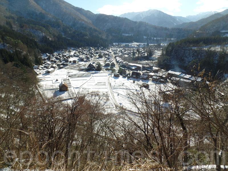 小雪,氣序轉寒,雨變為雪。(Miyuki Chua 提供)