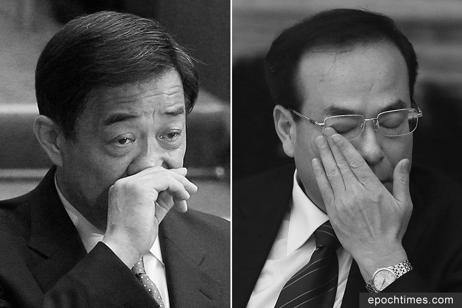 自薄熙來、孫政才落馬以來,重慶高層人事進行多次大清洗。(Getty Images/大紀元合成)