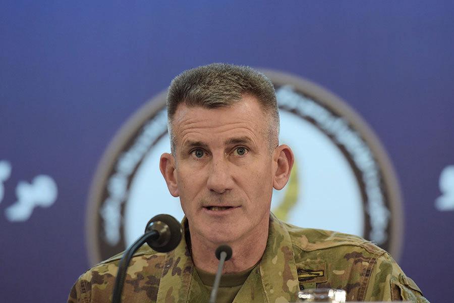 美最長戰役闢新戰線 空投三倍炸彈到阿富汗