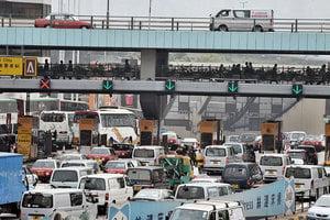 八達通信用卡過海 紅隧下月三日起引入電子繳費