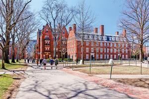 被控招生歧視亞裔 哈佛遭司法部調查