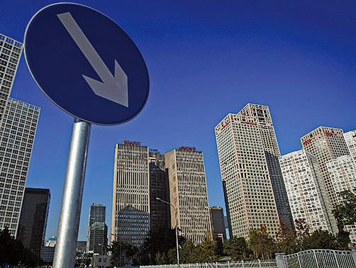 標普預測明年大陸樓市成交量下跌5 %