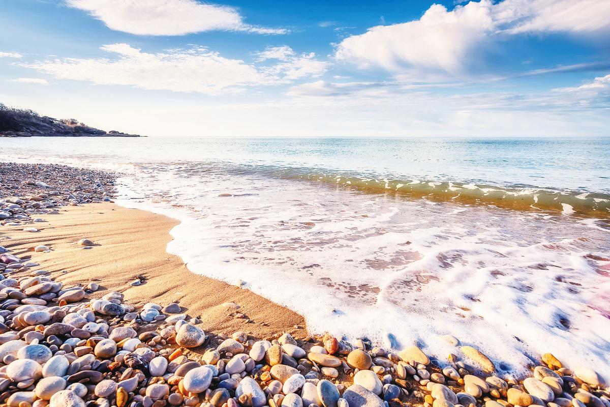 西西里島上美麗的海景。(shutterstock)