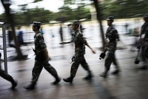 軍改動態:武警部隊部署和兵力調用權歸軍委