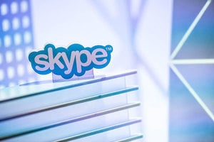加密難監控?Skype在大陸遭中共下架